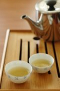 oolong tea caffeine