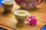 white tea caffeine