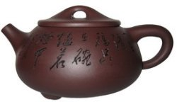 yixing tea pot