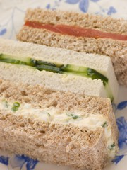 tea sandwich recipes