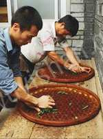 oolong tea processing