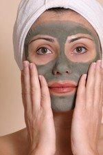 green tea and skin