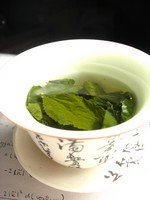 green tea and stomach