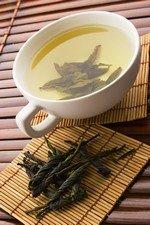green tea skin