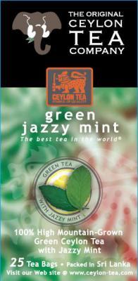Green Jazzy Mint